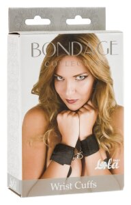 Наручники  Bondage Collection Wrist Cuffs One Size 1051-01Lola