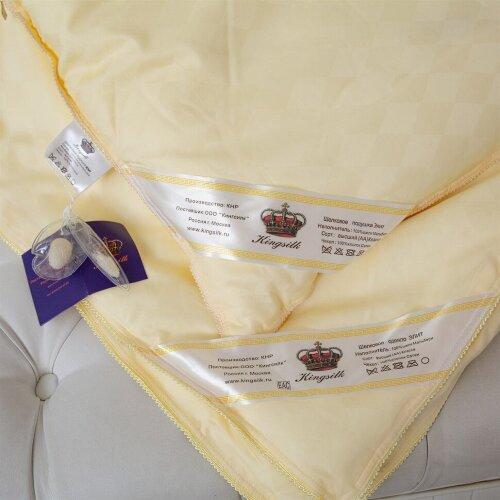 Одеяло Kingsilk Elisabette Элит E-140-1,3-Bej
