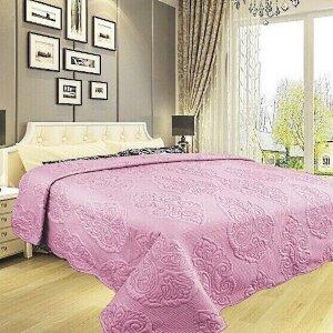 Покрывало DA Classic 35-7-230 розовое