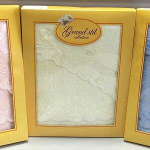 Набор полотенец Grand Stil Жемчужное крем 2 шт.